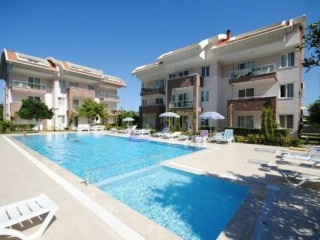 1 ROOM BARGAIN APARTMENT, FULL FURNITURE, FITNESS ROOM, SAUNA, POOL, KEMER, ANTALYA
