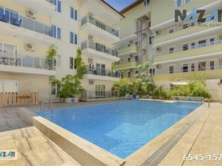 Luxury Apartment For Sale In Oba District Of Alanya
