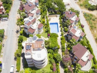 Alanya Kestel with Garden 2 + 1 Apartment For Sale