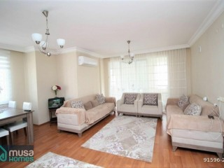 ALANYA HACET MAH.4 + 1 FULLY FURNISHED APARTMENT FOR SALE