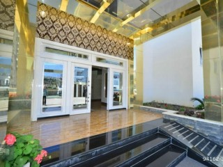 LUXURY 3+1 DUPLEX WITH FURNITURE FOR SALE ON SITE, ALANYA