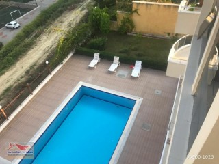 LUXURY FURNISHED ALANYA AVSALLAR SITE IN 2+1 SEA VIEW FOR SALE