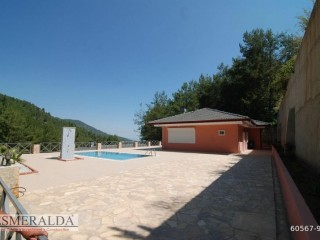 VILLA WITH PRIVATE POOL IN ALANYA TEPE NEIGHBORHOOD