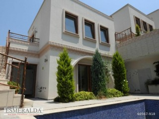 LUXURY VILLA WITH SEA VIEW IN ALANYA KARGICAK