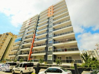 3+1 Duplex apartment for sale with full sea view in Alanya