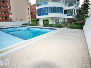 ALANYA MAHMUTLAR DISTRICT 2 + 1 FULL GOODS APARTMENT FOR SALE