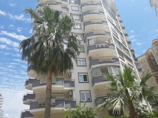 300 MT apartment to the Great Sea, Alanya
