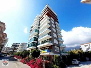 HOLIDAY 1+1 APARTMENT FOR SALE IN ALANYA MAHMUTLAR TURKEY BEACH