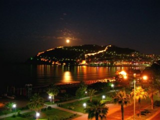 Hotel for sale on the sea in Alanya center
