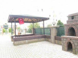 BIG POOL 1+1 APARTMENT FOR SALE IN ALANYA MAHMUTLAR SITE