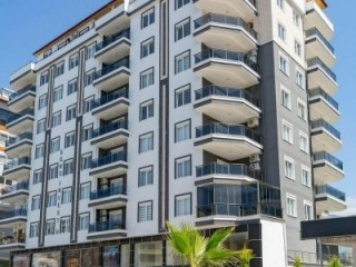 3 + 1 Duplex apartment for sale with sea view in Alanya Mahmutlar