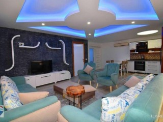Your 2ND Home in Turkey. LUX ROOF DUPLEX FOR SALE IN ALANYA MAHMUTLAR BEACH