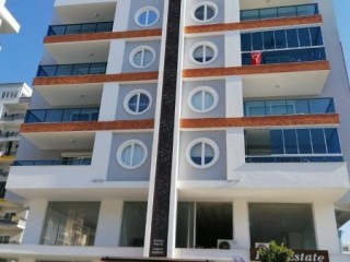 100 M MAHMUTLAR BEACH. LUX FURNITURE APARTMENT FOR SALE NEW 2+1 , ALANYA PROPERTY