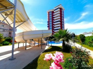ALANYA PAYALLAR FOR SALE 2+1 LUXURY APARTMENT WITH SEA VIEW FOR SITE