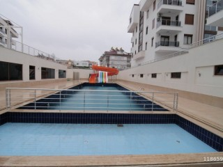 2+1 APARTMENT FOR SALE NEXT TO OBA STATE HOSPITAL IN ALANYA