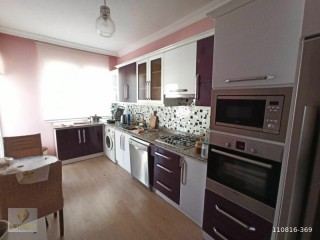 TAX OFFICE FOR SALE AROUND 3+1 SEPARATE KITCHEN APARTMENT, ALANYA