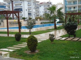1+1 APARTMENT IN KESTEL WITH LUXURY FULL ACTIVITY, FURNITURE, SEA VIEW, ALANYA