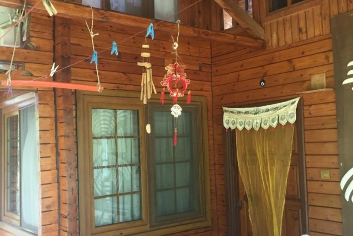 cirali-olympos-13-wooden-home-lodge-for-sale-on-beach-big-6