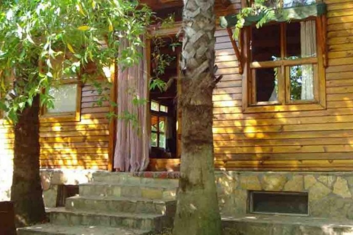cirali-olympos-13-wooden-home-lodge-for-sale-on-beach-big-7