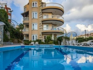 Alanya Kestel Apartment With 2 + 1 Items For Sale