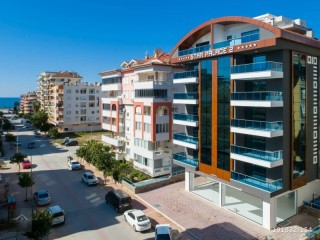 ALANYA MAHMUTLAR 2 + 1 LUXURY APARTMENT WITH ZERO FURNITURE