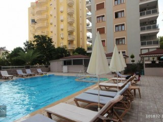 2+1 LUXURY RESIDENCE APARTMENT WITH GARDEN POOL IN ALANYA MAHMUTLAR! MORE DETAILS !