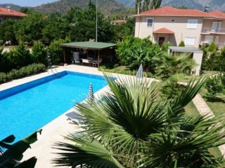 Holiday 2 bedroom apartment for sale in Camyuva beach