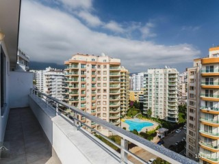 MAHMUTLAR LUXURY APARTMENT FOR SALE 3+1 DUPLEX, ALANYA