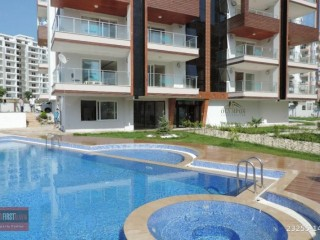 FULL FURNITURE FOR SALE 1+1 RESIDENCE APARTMENT MAHMUTLAR / ALANYA REAL ESTATE