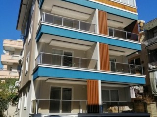3 + 1 Duplex apartment for sale in Alanya Center