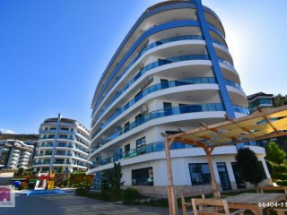ALANYA KARGICAK 3 + 1 180 M2 residence for sale with separate kitchen