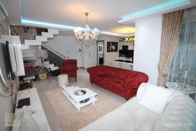 duplex-apartment-with-2-1-extra-sea-view-for-sale-in-kestel-alanya-big-5