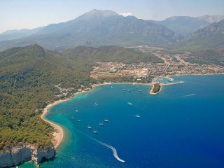 Kemer 4 star hotel for sale 100 m to beach Antalya