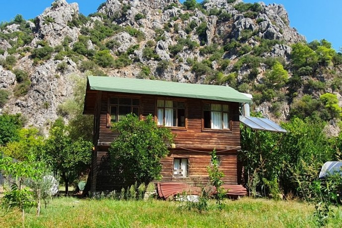 bungalow-wooden-house-for-rent-in-cirali-beach-big-1