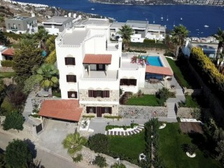 Bodrum Yalikavak Incredible Mansion with Semi-Olympic Swimming Pool