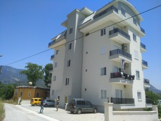3+1 Reverse Duplex Apartment in Alanya