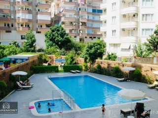 LUXURY APARTMENT FOR SALE WITH POOL IN ALANYA CITY CENTRE FROM MARMONT
