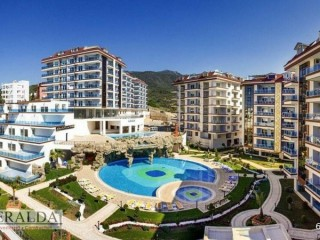 2+1 ZERO APARTMENT FOR SALE IN ALANYA NUDLAKLI