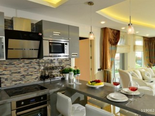 2+1 APARTMENT IN ALANYA KONAKLI LUXURY SITE WITH FULL FURNITURE