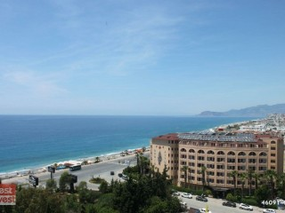 AMAZING SEAVIEW ALANYA MAHMUTLAR LUXURY 2 + 1