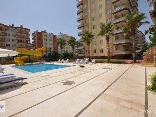 Alanya / Mahmutlar barbaros property for sale 3+1 apartment