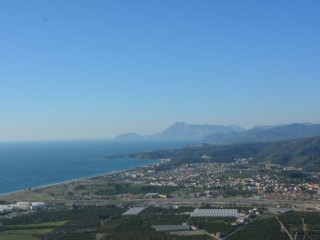 Land For Sale In Kemer Antalya With Construction Permission