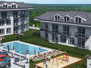 New off-plan Apartment project launched in Kemer Antalya
