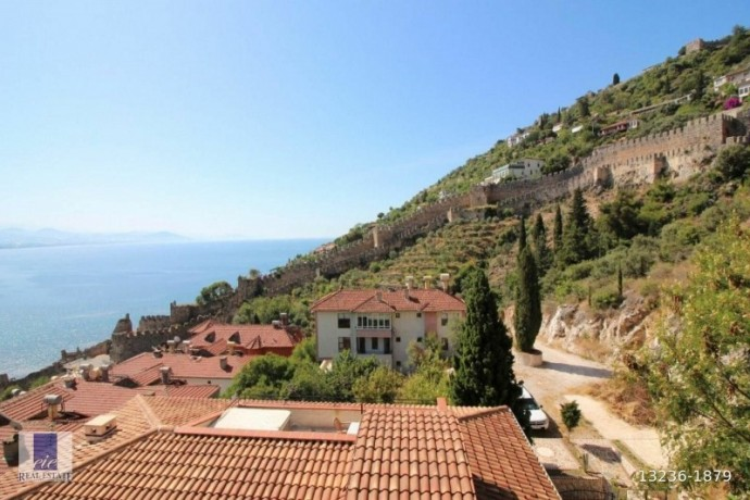 private-house-property-for-sale-in-historical-alanya-castle-ottoman-style-big-0