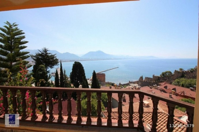 private-house-property-for-sale-in-historical-alanya-castle-ottoman-style-big-1