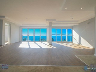ALANYA ATATÜRK CAD. APARTMENT FOR SALE WITH FULL SEA VIEW