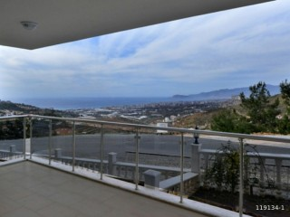 2+1 APARTMENTS FOR SALE IN KARGICAK WITH SPECTACULAR SEA NATURE VIEWS, ALANYA