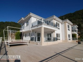 VILLA for sale in ALANYA Bektas with sea and pool views