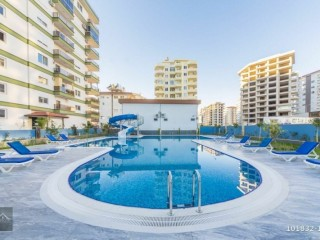 LUXURY 1+1 RESIDENCE APARTMENT WITH SEA VIEW IN ALANYA MAHMUTLAR! MORE DETAILS