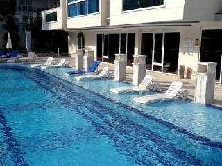 1 bedroom beach apartment in Alanya for sale